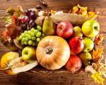 Здрава храна: Јесење воће и поврће које обилује хранљивим материјама