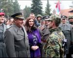 """Генерација војника """"децембар 2017"""" положила заклетву у лесковачкој касарни"""