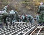 Bravo momci: Vojnici grade mostove