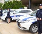 Возила за граничну полицију, донација Јапана, биће распоређена на границу са Македонијом и Бугарском