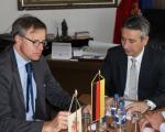 Градоначелник Врања домаћин немачком амбасадору
