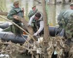 Čišćenje Južne Morave spalo na vojsku i komunalce
