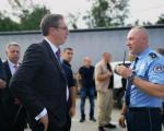 Najnovija vest: Kosovska policija zaustavila Vučića na putu ka Banjama