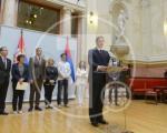 Скупштина Србије: Данас расправа о избору владе, прво експозе