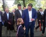 Александар Вучић у августу у Нишу