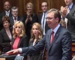 Вучић ступио на дужност председника Србије
