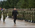 Вулин у Нишу: Од почетка године у службу примљено 1.114 професионалних војника