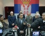 Vulin na svečanoj akademiji povodom 140 postojanja Vojne bolnice u Nišu