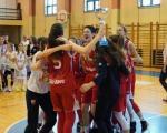 """Košarkašice """"Crvene zvezde"""" pobednice Turnira za pionirke Srbije u Nišu"""