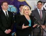 Зорана Михајловић најавила инвестицију од две милијарде динара за путеве у Јабланичком округу
