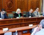 Zorana Mihajlović sa izvođačima na Koridoru 10: Danonoćni radovi kako bi auto-put bio bezbedan i završen u roku