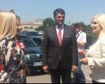 Министарка уручила кључеве аутомобила Сигурној кући у Нишу