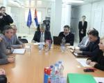 Mihajlović: Novi putevi, mostovi, trotoari u pčinjskom kraju