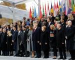 Vek od okončanja Velikog rata, centralna svečanost u Parizu