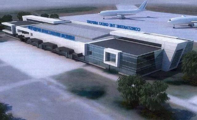 Путнички терминал .Фото: aviatica.rs