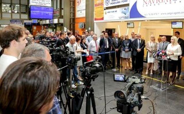 """Aerodrom """"Konstantin Veliki"""" ima strateško-ekonomski značaj"""