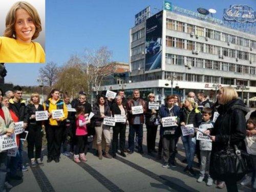 Данашњи скуп у Нишу, Извор фотографије: РАС Србија,  Поставила: Јужна Србија Инфо