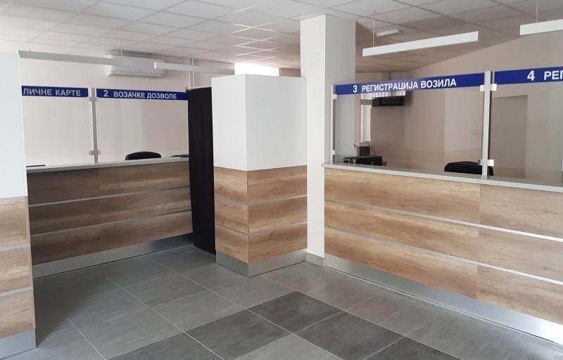 Lakše do dokumenata, renovirane prostorije policijske stanice u Aleksincu