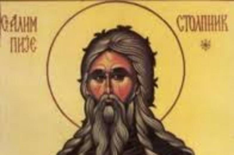 Данас је Алимпијевдан - Свети Алимпје Стопник, зауставља кугу, празнују га и сточари