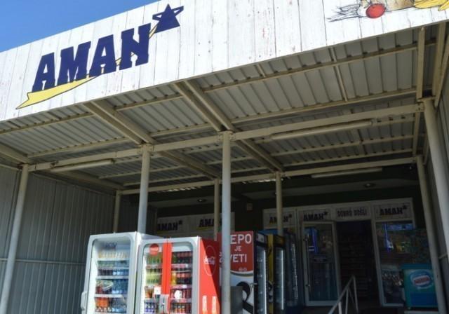 """Трговински ланац """"Аман"""" отворио 16 продавница у Лесковцу, следеће недеље још 17"""