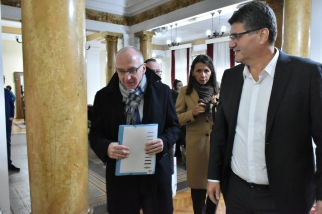 Nemački ambasador u Nišu: Kosovo je nezavisna zemlja i ima pravo na vojsku