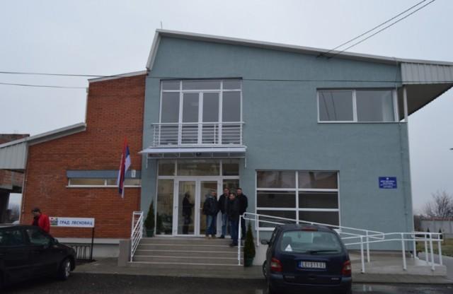 Кренула са радом још једна амбуланта у Лесковцу