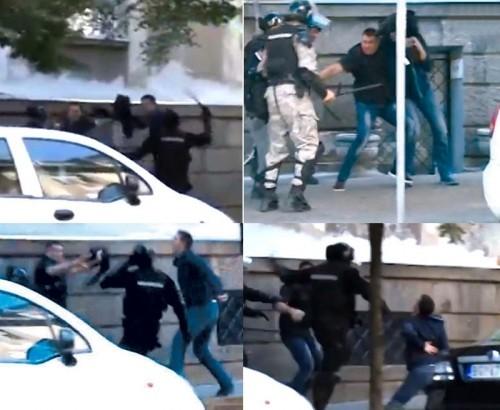 Optužnica protiv pripadnika Žandarmerije iz Niša, zbog napada na Vučićevog brata