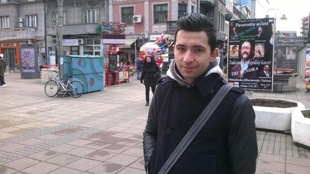Stefan Jović, Foto: Južna Srbija