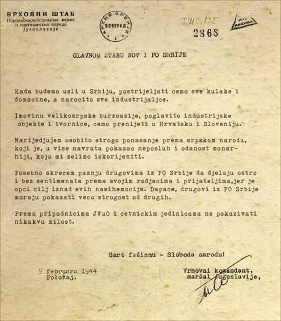 СПО Ниш: Да ли руска странка заступа марксистичку идеју захтевом за промену назива улице Драгише Цветковића?