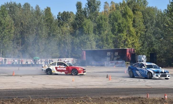 U Leskovcu održana auto-drift trka: Day of Champion