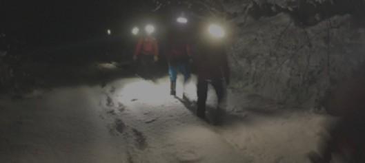 Горска служба спасила старицу из завејаног села крај Бабушнице