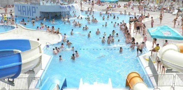 """Летњи базени на """"Чаиру"""" сутра почињу са радом - први дан бесплатно"""
