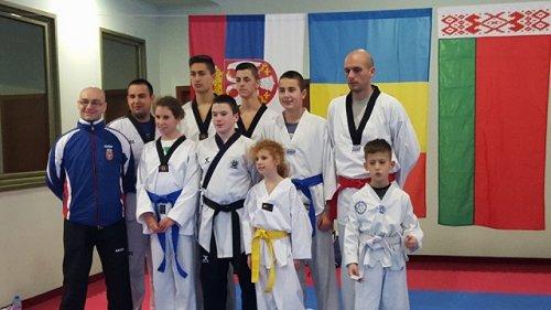 """Šest medalja za KBS """"Naisus"""" u Bugarskoj"""
