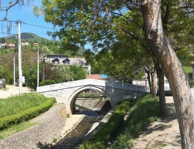 Идејно решење за етно-комплекс у врањском насељу Тулбе