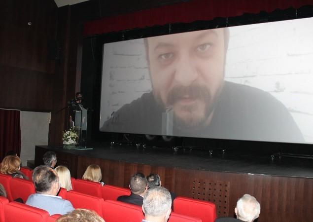 """Након више од 20 година пројекцијом филма """"Име народа"""" Дарка Бајића у Врању отворен """"Биоскоп"""""""