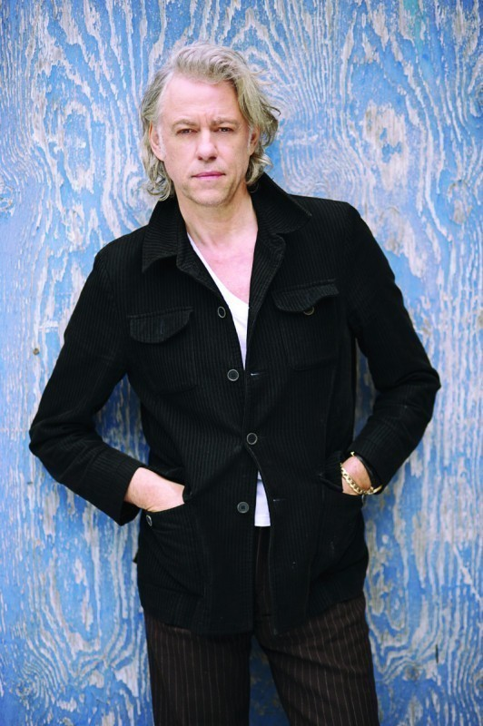Ser Bob Geldof na Nišvilu i prvi put u Srbiji