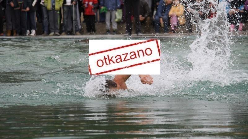 Због малог броја пријава, отказано пливање за Часни крст у Куршумлији