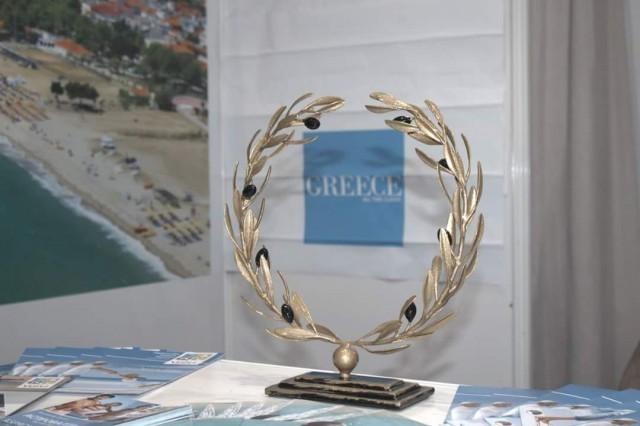 Διεθνές βραβείο για το δήμο Βόλβης σε τουριστική έκθεση