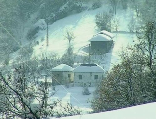 Sneg i dalje u Bosilegradu