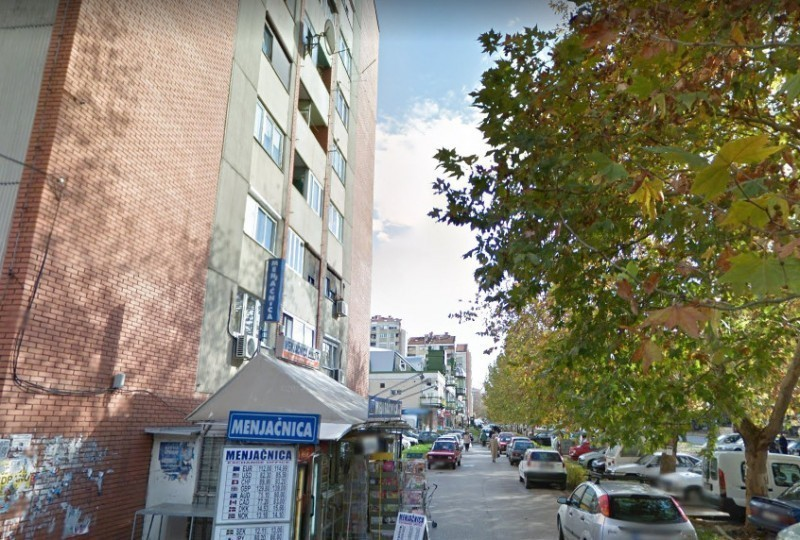 Изгорео стан на Булевару Немањића у Нишу - цела зграда евакуисана
