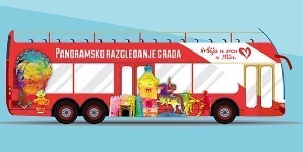 """""""Србија у срцу Ниша"""" - Разгледање града отвореним аутобусом до краја октобра"""
