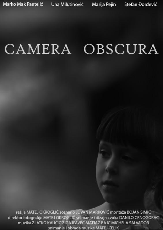"""Мала Уна из Ниша звезда филма """"CAMERA OBSCURA"""" у оквиру пратећег програма """"Нишвила"""""""