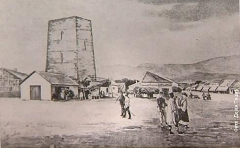 У Пироту сахат-кула