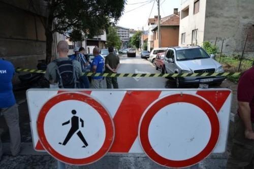 Руски специјалци чисте касетне бомбе у Нишу