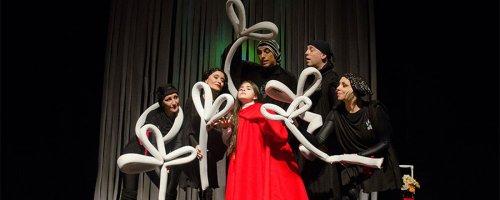 Crvenkapa, Foto: Lutkarsko pozorište u Nišu