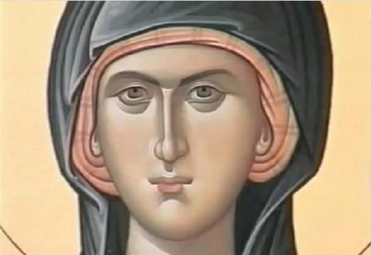 Prepodobna mati Paraskeva - Sveta Petka