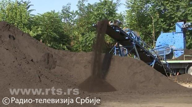 Пробна екплоатација мрког угља у Алексиначким рудницима