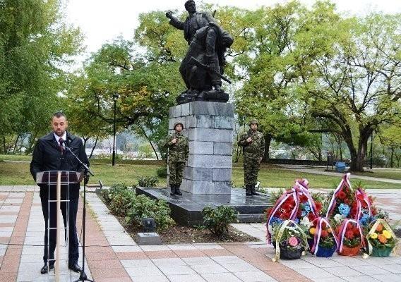 У Прокупљу свечено обележен 9. октобар Дан ослобођења града у Другом светском рату