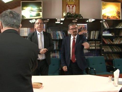 Srđan Grekulović i Zoran Perišić, Foto: NTV