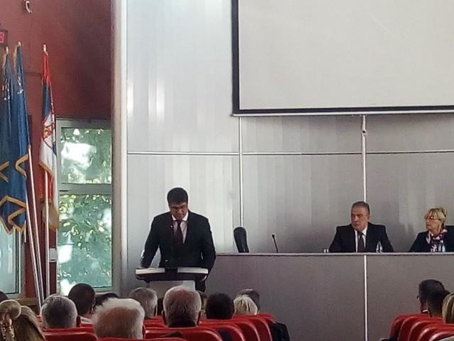 Градоначелник Ниша, Дарко Булатовић Фото: Јужна Србија